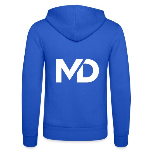 MD Clothing Official© - Veste à capuche unisexe Bella + Canvas