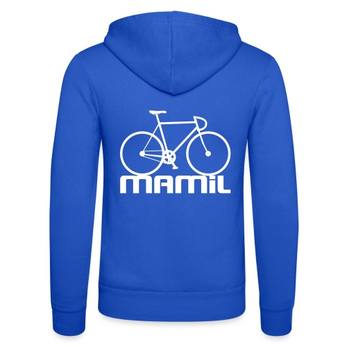 MAMiL Water bottle - Unisex Hooded Jacket by Bella + Canvas