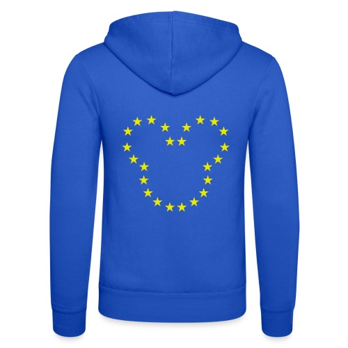 The European Kingdom™ - Unisex Hooded Jacket by Bella + Canvas