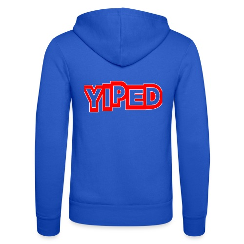 FIRST YIPED OFFICIAL CLOTHING AND GEARS - Unisex Hooded Jacket by Bella + Canvas