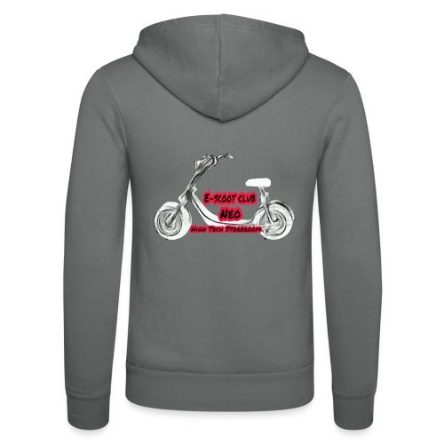 Neorider Scooter Club - Veste à capuche unisexe Bella + Canvas