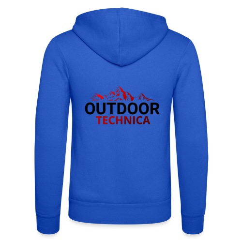 Outdoor Technica - Unisex Hooded Jacket by Bella + Canvas