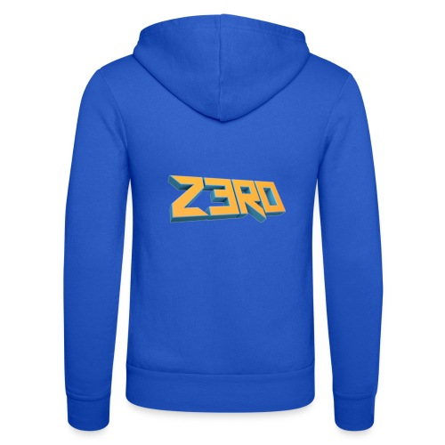 The Z3R0 Shirt - Unisex Hooded Jacket by Bella + Canvas