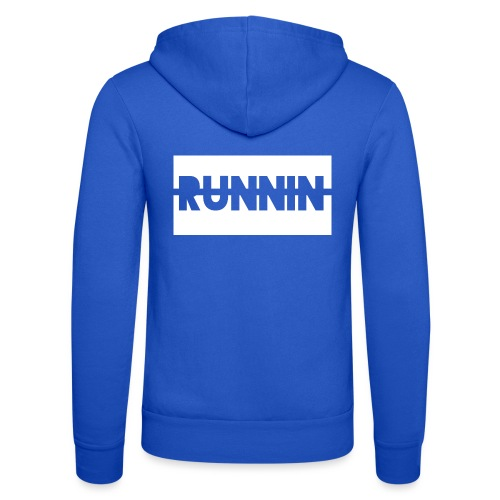 Runnin '| Exclusive - Unisex Hooded Jacket by Bella + Canvas