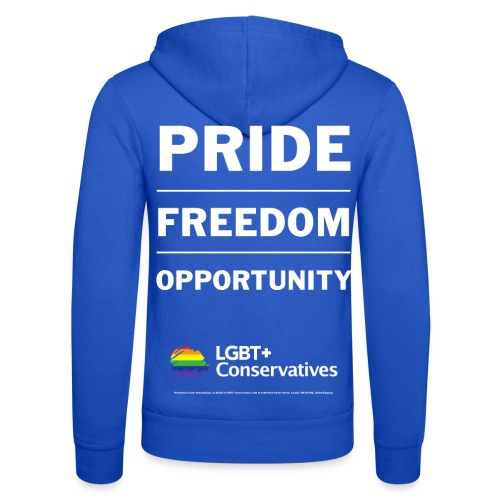Tory Tshirts Final3 - Unisex Hooded Jacket by Bella + Canvas