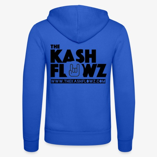 The Kash Flowz Official Web Site Black - Veste à capuche unisexe Bella + Canvas
