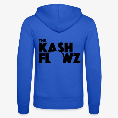 The Kash Flowz Official Black - Veste à capuche unisexe Bella + Canvas