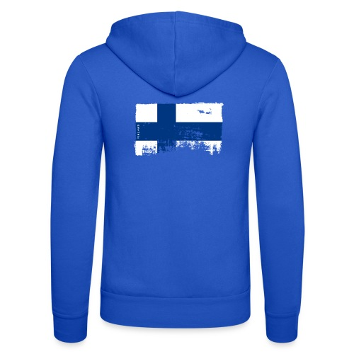 Suomen lippu, Finnish flag T-shirts 151 Products - Unisex Bella + Canvas -hupputakki