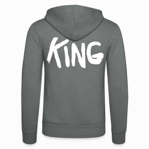 Hamlet is King - Unisex Kapuzenjacke von Bella + Canvas