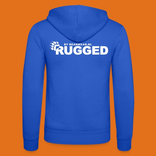 rugged - Unisex Hooded Jacket by Bella + Canvas