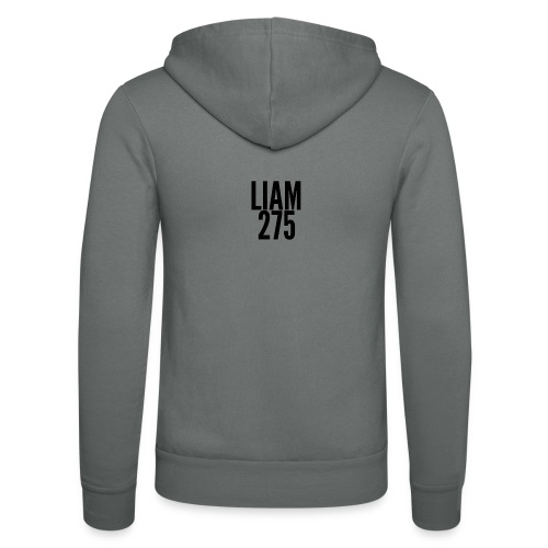 LIAM 275 - Unisex Hooded Jacket by Bella + Canvas