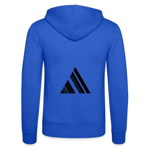 Triangle - Unisex Hooded Jacket by Bella + Canvas