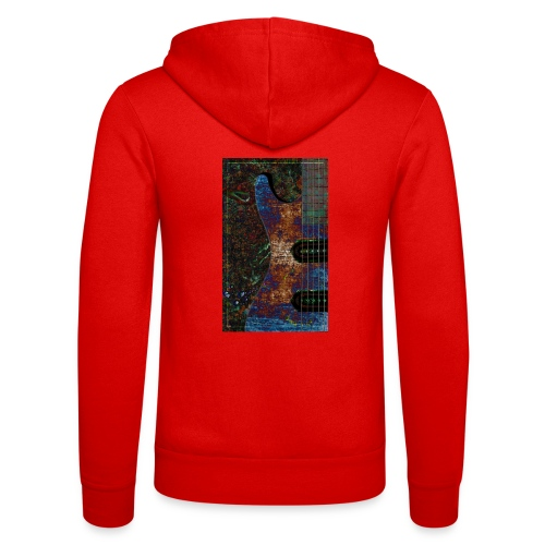 Music t-shirts - Unisex Hooded Jacket by Bella + Canvas