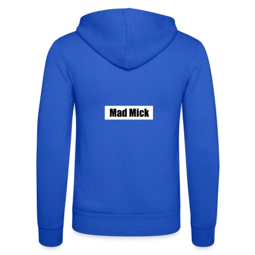 Mad Mick's Merchandise - Unisex Hooded Jacket by Bella + Canvas