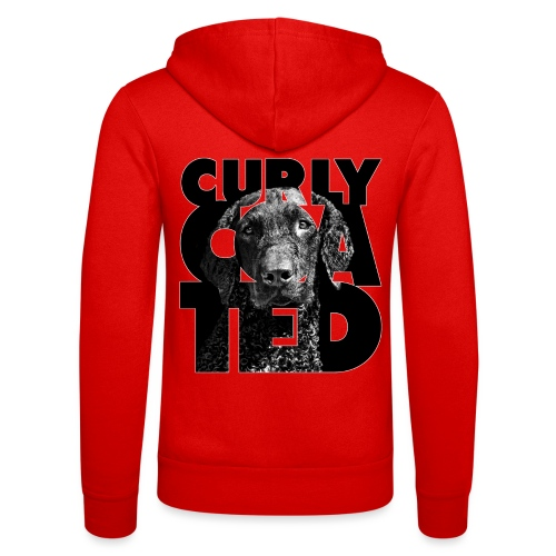 Curly Coated II - Unisex Bella + Canvas -hupputakki