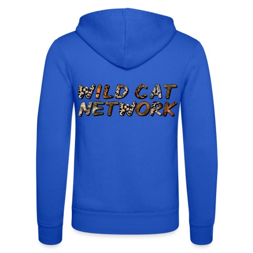 WildCatNetwork 1 - Unisex Hooded Jacket by Bella + Canvas