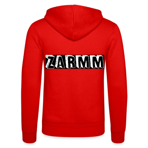 Zarmm collection - Veste à capuche unisexe Bella + Canvas