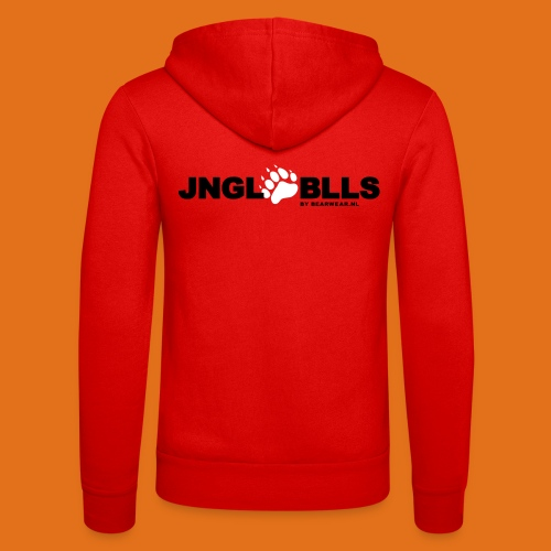 jnglblls - Unisex Hooded Jacket by Bella + Canvas