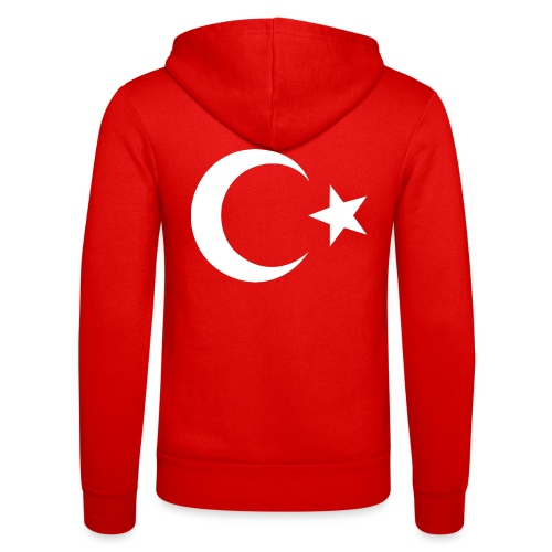 Turkish - Nuestra chaqueta con capucha de Bella + Canvas