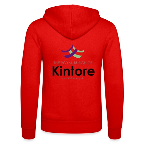 Kintore org uk - Unisex Hooded Jacket by Bella + Canvas