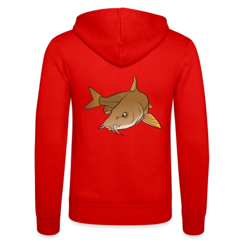 Red River: Barbel - Unisex Hooded Jacket by Bella + Canvas