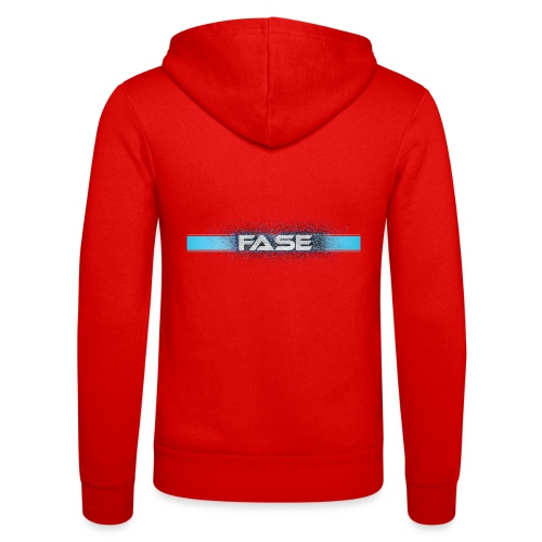 FASE - Unisex Hooded Jacket by Bella + Canvas