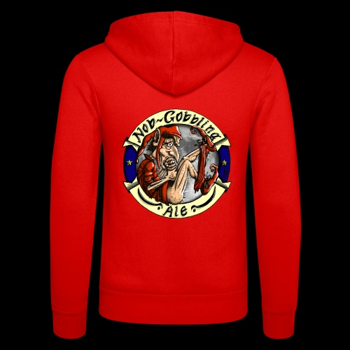 Goblin Ale T-Shirt - Unisex Hooded Jacket by Bella + Canvas