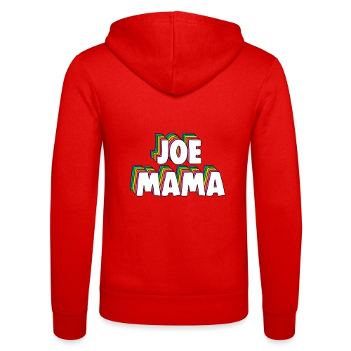 JOEMAMA - Unisex Hooded Jacket by Bella + Canvas