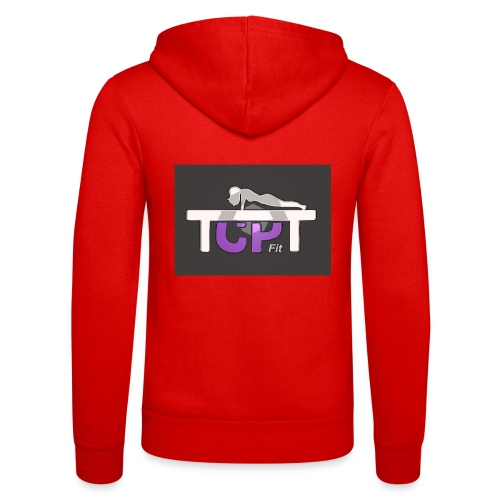TCPTFit - Unisex Hooded Jacket by Bella + Canvas