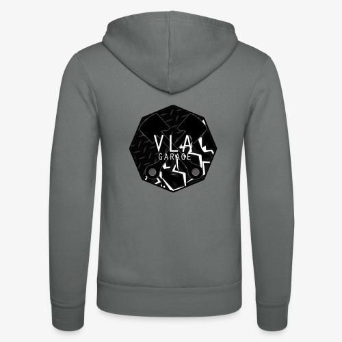 VLA GARAGE - Unisex Bella + Canvas -hupputakki