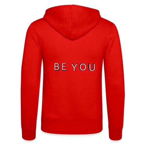 BE YOU Design - Unisex hættejakke fra Bella + Canvas