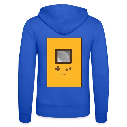 Game Boy Nostalgi - Laurids B Design - Unisex hættejakke fra Bella + Canvas