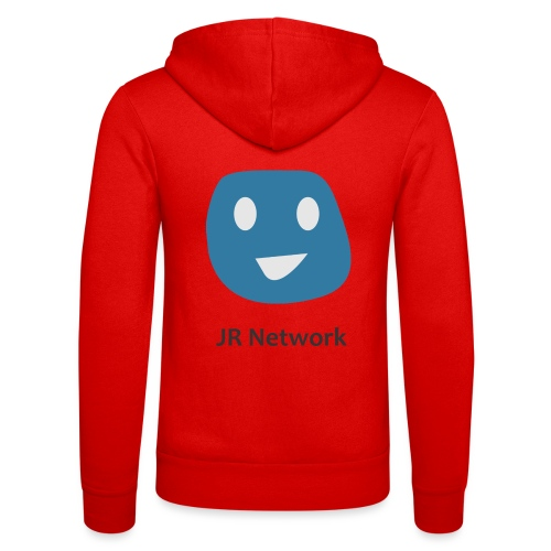 JR Network - Unisex Hooded Jacket by Bella + Canvas