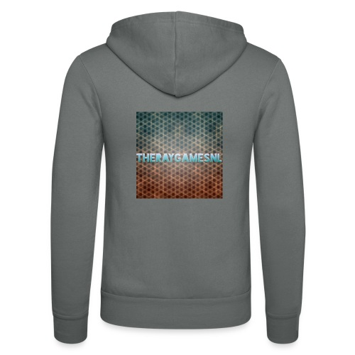 TheRayGames Merch - Unisex Hooded Jacket by Bella + Canvas