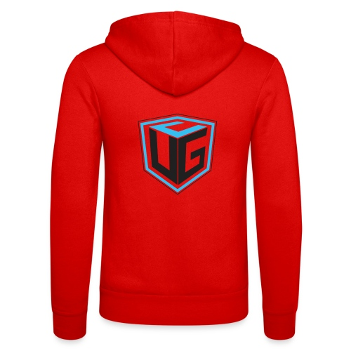 Ultimate Gaming Community Cube - Unisex Kapuzenjacke von Bella + Canvas