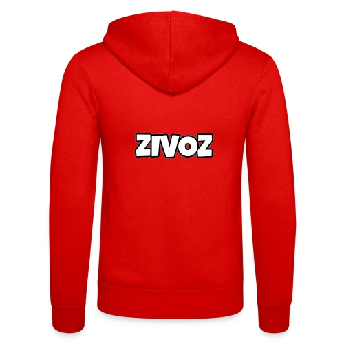 ZIVOZMERCH - Unisex Hooded Jacket by Bella + Canvas