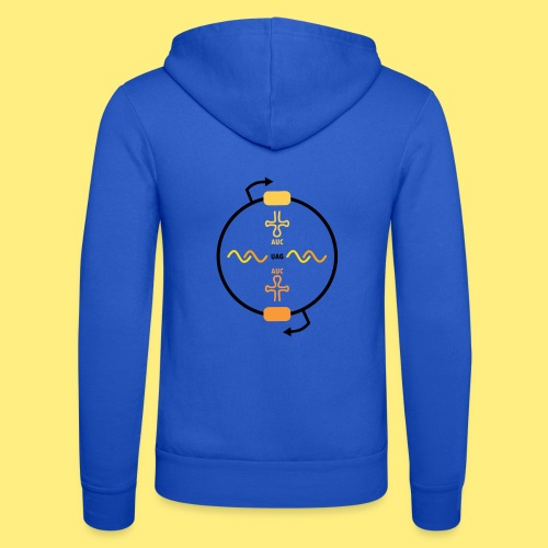 Biocontainment tRNA - shirt men - Unisex hoodie van Bella + Canvas