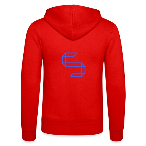 A S A 5 or just A worm? - Unisex hoodie van Bella + Canvas