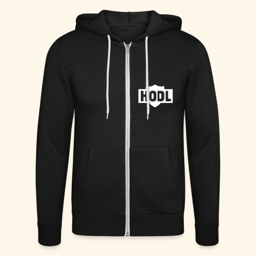 HODL TO THE MOON - Unisex Bella + Canvas -hupputakki