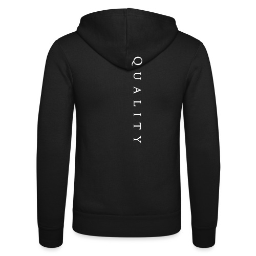 Quality Original - Unisex Hooded Jacket by Bella + Canvas
