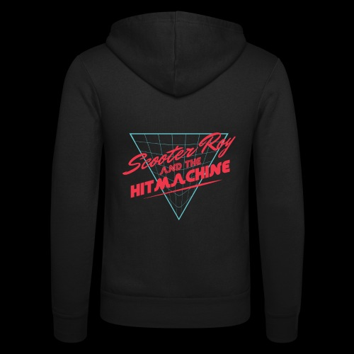 ScooterRoy and the Hitmachine - Unisex hoodie van Bella + Canvas