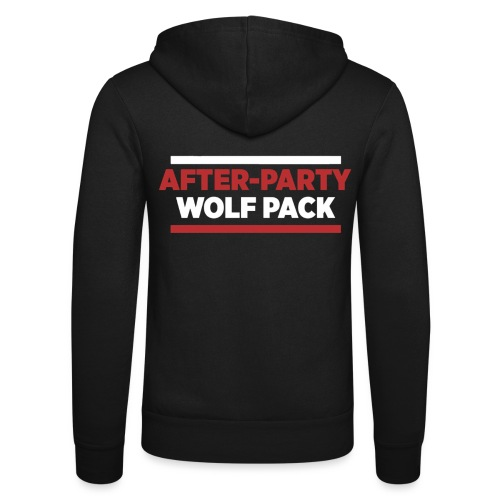 OFFICIAL AFTER-PARTY WOLFPACK MERCH - Unisex Hooded Jacket by Bella + Canvas