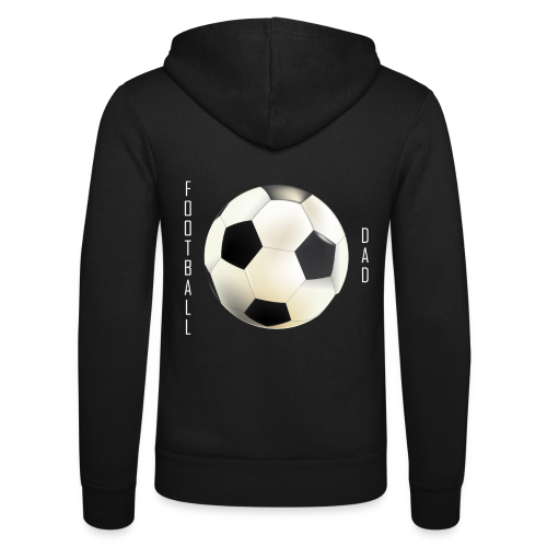 Football Pappa Collection - Unisex-hettejakke fra Bella + Canvas