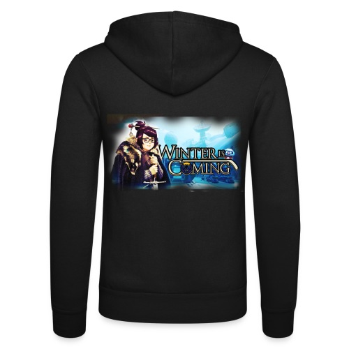 Overwatch and GameOfThrones Fusion - Unisex Hooded Jacket by Bella + Canvas
