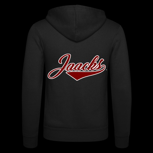 Logo 0fficial v2 different - Unisex Kapuzenjacke von Bella + Canvas