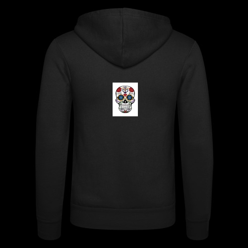 Day Of The Dead - Unisex Hooded Jacket by Bella + Canvas