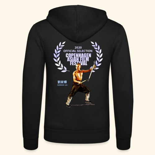 CAFF - Official Item - Shaolin Warrior 2 - Unisex hoodie van Bella + Canvas