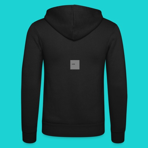 logo-png - Unisex Hooded Jacket by Bella + Canvas