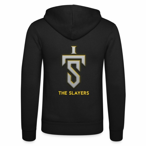 Slayers emblem - Unisex Hooded Jacket by Bella + Canvas