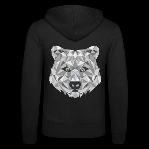 Bear-ish - Bluza z kapturem Bella + Canvas typu unisex